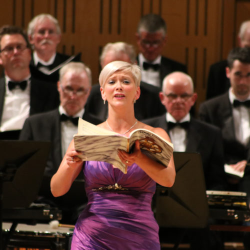 Carmina Burana National Concert Hall – Emma Morwood