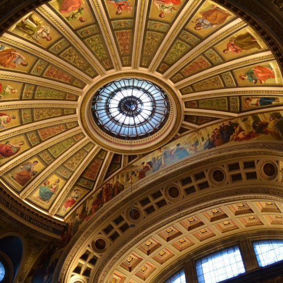 University of Edinburgh McEwan Hall